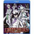 DRIFTERS 第6巻〈通常版〉/アニメーション[Blu-ray]【返品種別A】