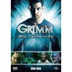 GRIMM/グリム ファイナル・シーズン DVD-BOX/デヴィッド・ジュントーリ[DVD]【返品種別A】