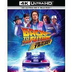 バック・トゥ・ザ・フューチャー トリロジー 35th アニバーサリー・エディション 4K Ultra HD + ブルーレイ/マイケル・J・フォックス[Blu-ray]【返品種別A】