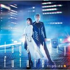 [枚数限定][限定盤]legendary future(初回限定盤)/fripSide[CD+DVD]【返品種別A】