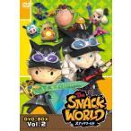 スナックワールド DVD-BOX Vol.2/アニメーション[DVD]【返品種別A】
