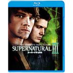 SUPERNATURAL<サード>コンプリート・セット/ジャレッド・パダレッキ[Blu-ray]【返品種別A】