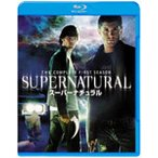 SUPERNATURAL<ファースト>コンプリート・セット/ジャレッド・パダレッキ[Blu-ray]【返品種別A】