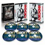 [枚数限定][限定版]ロッキー コレクション スチールブック付きブルーレイBOX〔数量限定生産〕/シルベスター・スタローン[Blu-ray]【返品種別A】