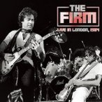 LIVE IN LONDON, 1984【輸入盤】▼/THE FIRM[CD]【返品種別A】
