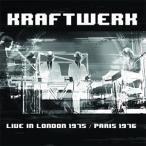 LIVE IN LONDON 1975/PARIS 1976 【輸入盤】▼/KRAFTWERK[CD]【返品種別A】
