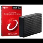 ウイルスバスタークラウド 3年3台版(DVD-ROM) + Seagate USB3.1(Gen1)/USB3.0接続 外付けハードディスク 4.0TB 2点セット 返品種別B