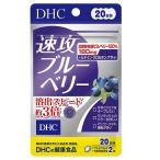 20日速攻ブルーベリー40粒 ディーエイチシー DHC20ソツコウBベリ- 返品種別B