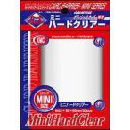 KMC KMC カードバリアー ミニハード(クリアー) 返品種別B