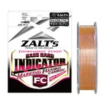ラインシステム ザルツ INDICATOR フロロカーボン 100yds(0.5号/ 2lb) ZALT's インジケータ Z3102E 返品種別B