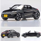 EBBRO 1/ 43 Honda S660 BLACK(45361)ミニカー 返品種別B