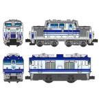 バンダイ Bトレインショーティー DD51形ディーゼル機関車+EF64形電気機関車(ユーロライナー色) 返品種別B