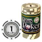 ジーピー プライムポーカー チップ1(1本=20枚入)プライムポーカー 返品種別B