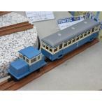 トミーテック (HOナロー) 鉄道コレクション ナローゲージ80 猫屋線 客車列車(DB1+ホハフ11)新塗装セット 返品種別B