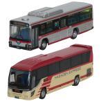 トミーテック (N) ザ・バスコレクション 長電バス(長野−東京線60周年記念)2台セット 返品種別B