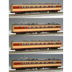トミックス (再生産)(N) 92335 JR485系特急電車(雷鳥)増結セット(4両) 返品種別B