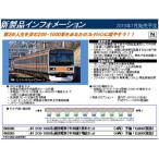 トミックス (N) 98334 JR 209 1000系通勤電車(中央線)基本セット(4両) 返品種別B