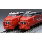 トミックス (N) 98777 JR 485系特急電車(クロ481-100・RED EXPRESS)セット(6両) 返品種別B