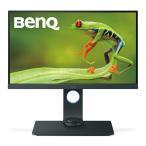 BenQ(ベンキュー) 27型ワイド 液晶ディスプレイ 4K UHD/ HDR カラーマネジメントディスプレイ SW271 返品種別A