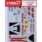 スタジオ27 1/ 12 NSR500 #10/ 65 WGP 2000(タミヤ対応)オリジナルデカール(DC785)デカール 返品種別B