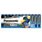 パナソニック アルカリ乾電池単4形 12本パック Panasonic EVOLTA NEO LR03NJ/ 12SW 返品種別A
