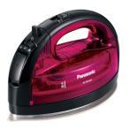 パナソニック コードレススチームアイロン (ピンク) Panasonic カルル NI-WL404-P 返品種別A