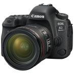 キヤノン デジタル一眼レフカメラ「EOS 6D Mark II」24-70 F4L IS USM レンズキット EOS6DMK2-2470ISLK 返品種別A