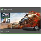 Yahoo!Joshin webマイクロソフト Xbox One X (Forza Horizon 4/ Forza Motorsport 7 同梱版) 返品種別B