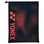 ヨネックス シューズケース(ブラック/ レッド) YONEX SUPPORT series YO-BAG2093187 返品種別A