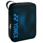 ヨネックス ランドリーポーチ L(ブラック/ ブルー) YONEX SUPPORT series YO-BAG2096L188 返品種別A