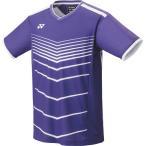 ヨネックス メンズ ゲームシャツ(フィットスタイル)(ディープパープル・サイズ:XO) YONEX YO-10396-751-XO 返品種別A