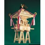 ウッディジョー 1/ 5 木製模型 町神輿木製組立キット 返品種別B