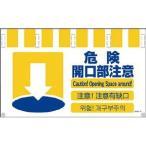 グリーンクロス 4ヶ国語入りタンカン標識ワイド 危険開口部注意 安全標識 NTW4L-10 返品種別A