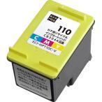 エコリカ ヒューレット・パッカード用リサイクルインク(3色一体型) CB304A対応 ECI-HP110C-V 返品種別A