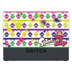 アイレックス (Nintendo Switch)キャラクタードックカバー for ニンテンドーSwitch スプラトゥーン2 ホワイト 返品種別B
