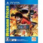 バンダイナムコエンターテインメント (PS Vita)ワンピース 海賊無双3 Welcome Price!! 返品種別B