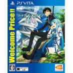バンダイナムコエンターテインメント (PS Vita)ソードアート・オンライン ―ロスト・ソング― Welcome Price!! 返品種別B