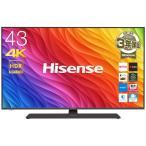 ハイセンス Hisense 43型4K液晶テレビ 43A6800