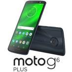 モトローラ Moto G6 Plus ディープインディゴ PAAT0026JP 返品種別B