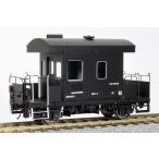 ワールド工芸 (HO) 16番 国鉄 ヨ8000形 車掌車 組立キット 返品種別B