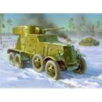 ズベズダ (再生産)1/ 35 ソビエト BA-3重装甲車(ZV3546)プラモデル 返品種別B