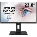 ASUS(エイスース) 23.8型 Eye Care液晶ディスプレイ Full HD/IPS/フレームレス/75Hz/Adaptive-Sync/FreeSync/Low Blue Light VA24DQLB 返品種別A