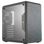 クーラーマスター ミドルタワー型PCケース (ブラック)MasterBox Q500L MCB-Q500L-KANN-S00 返品種別B