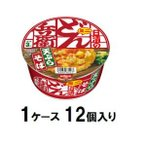 日清のどん兵衛 天ぷらそばミニ [西] 46g(1ケース12個入) 日清食品 返品種別B