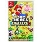 任天堂 (Nintendo Switch)NEW スーパーマリオブラザーズ U デラックス 返品種別B