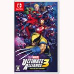 MARVEL ULTIMATE ALLIANCE 3  The Black Order Switch HACPAPY2A B 12才以上対象