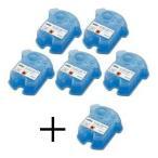 ブラウン アルコール洗浄システム専用洗浄液カートリッジ(5個+1個入) BRAUN クリーン&リニューシステム用 CCR5CR+1 6個入 CCR5CR 返品種別A