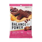 バランスパワー ココア味 2本×6袋 ハマダコンフェクト 返品種別B