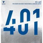 ヴィクタス 卓球ラバー(1.5・ブラック) VICTAS VS>401 TSP-020271-0020-1.5 返品種別A