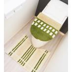 オカトー トイレ2点セット フタカバー&トイレマット(モリカフェ) OKATO SOPO(ソポ) トイレ2テンセツトモリカフエ 返品種別A